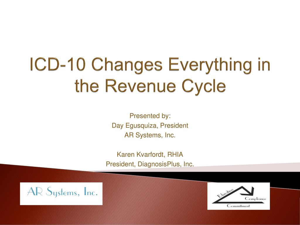 Icd 10 changes everything in the revenue cycle ppt download icd 10 changes everything in the revenue cycle 1betcityfo Images