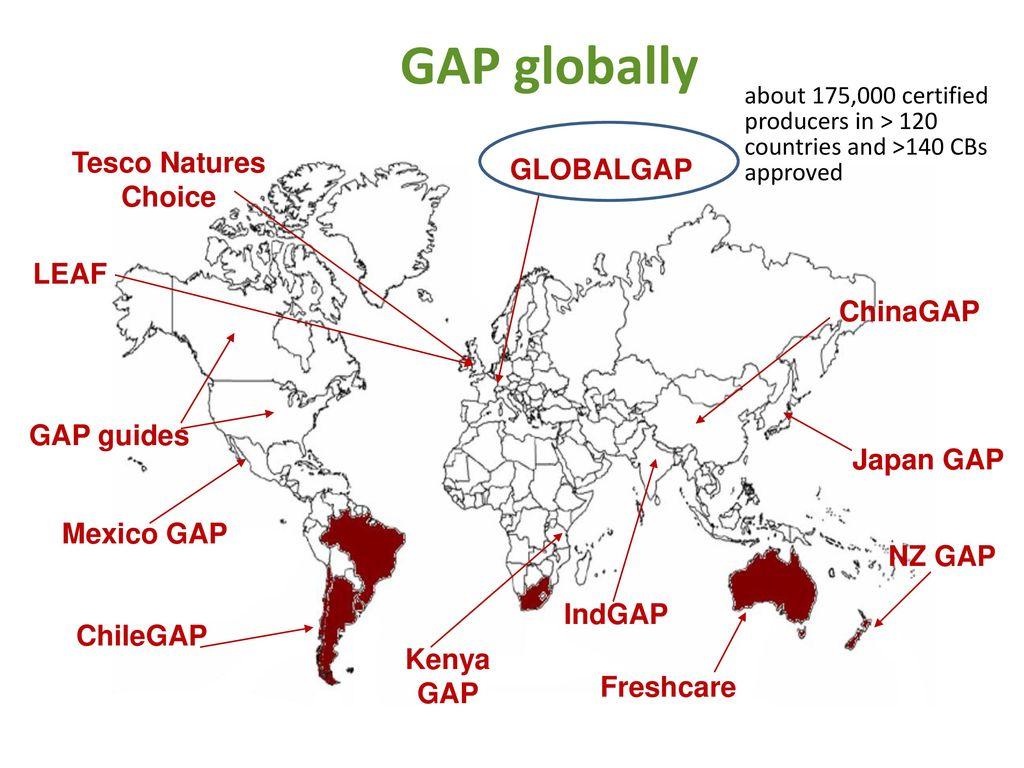 The first meeting of arab gap stakeholders for jordan ppt download gap globally tesco natures choice globalgap leaf chinagap gap guides gumiabroncs Choice Image