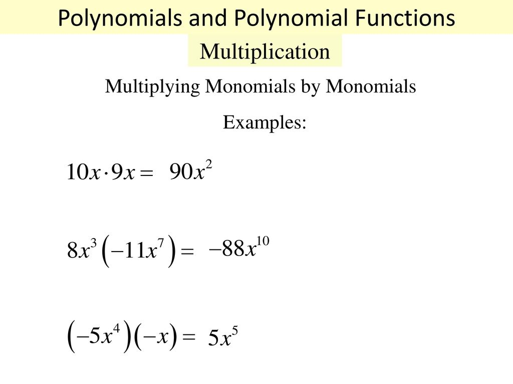 Multiply Polynomials (With Examples) - FOIL & Grid Method