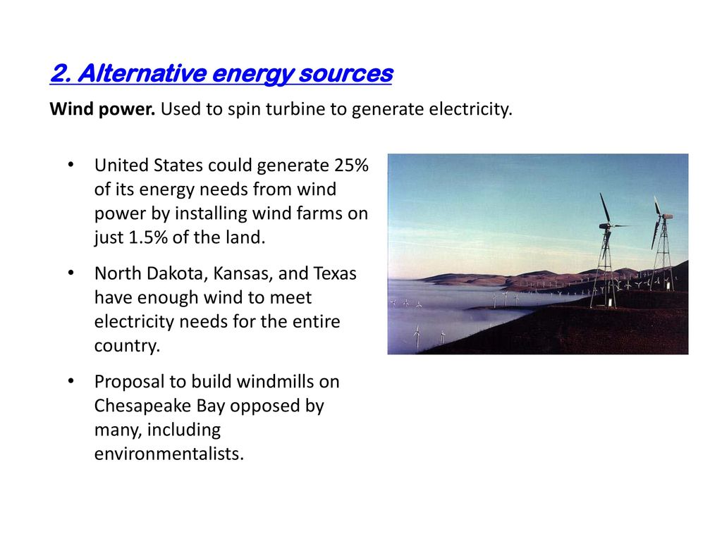 montana needs alternative energy essay Need for alternative energy sources in india essay - no plagiarism — exclusive writing in approximately 108 subjects.