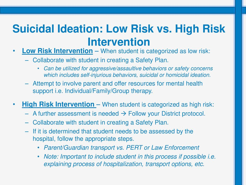 Trauma informed response suicidal ideation and self for Safety plan suicidal ideation template