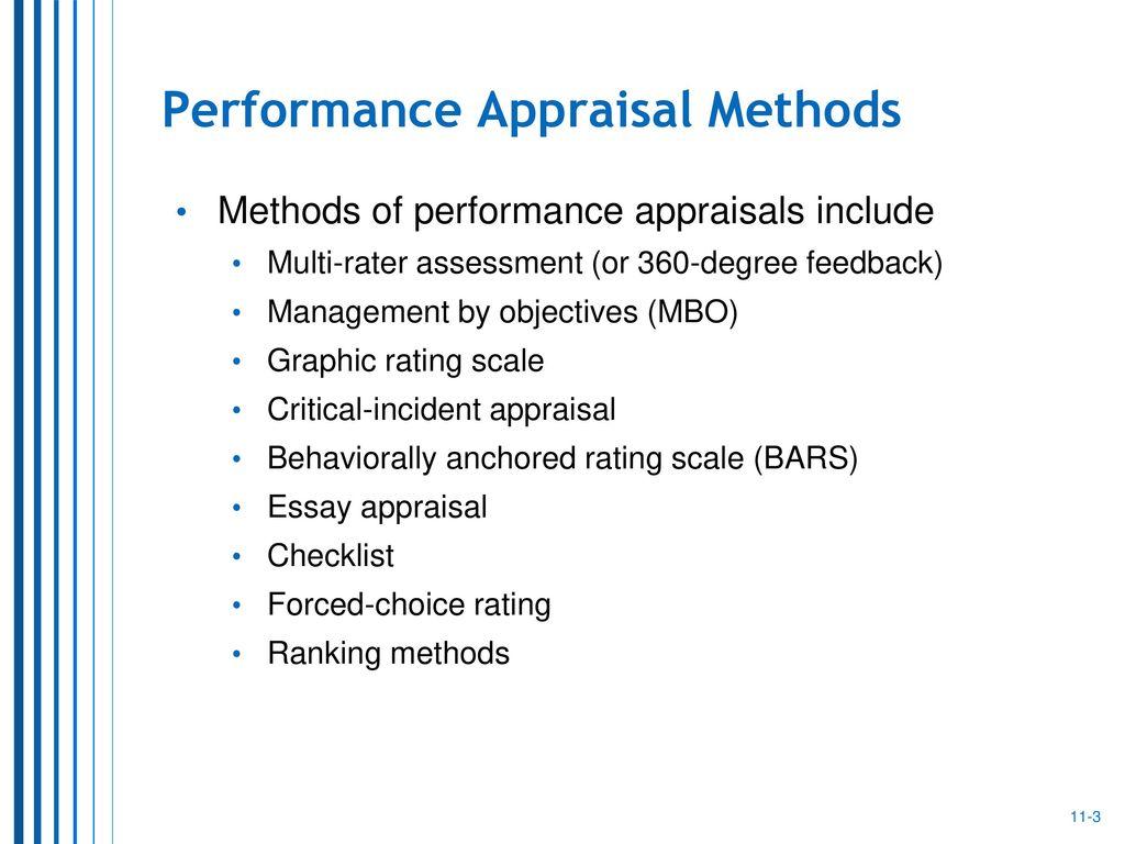 how to write educators performance appraisal