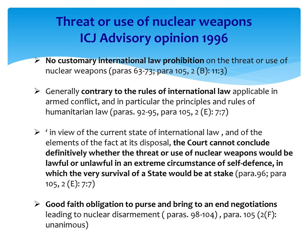 the threat of nuclear weapons essay Nuclear weapons essay nuclear weapons essay nuclear weapons in the beginning the atomic bomb was constructed to end a war and save lives since that time fear and power have risen because of the threat of world destruction.