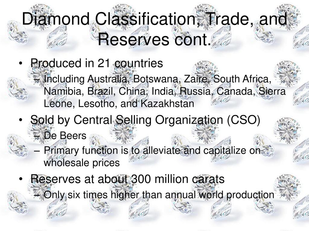 options slides course gemological program rough diamond classification igi international institute