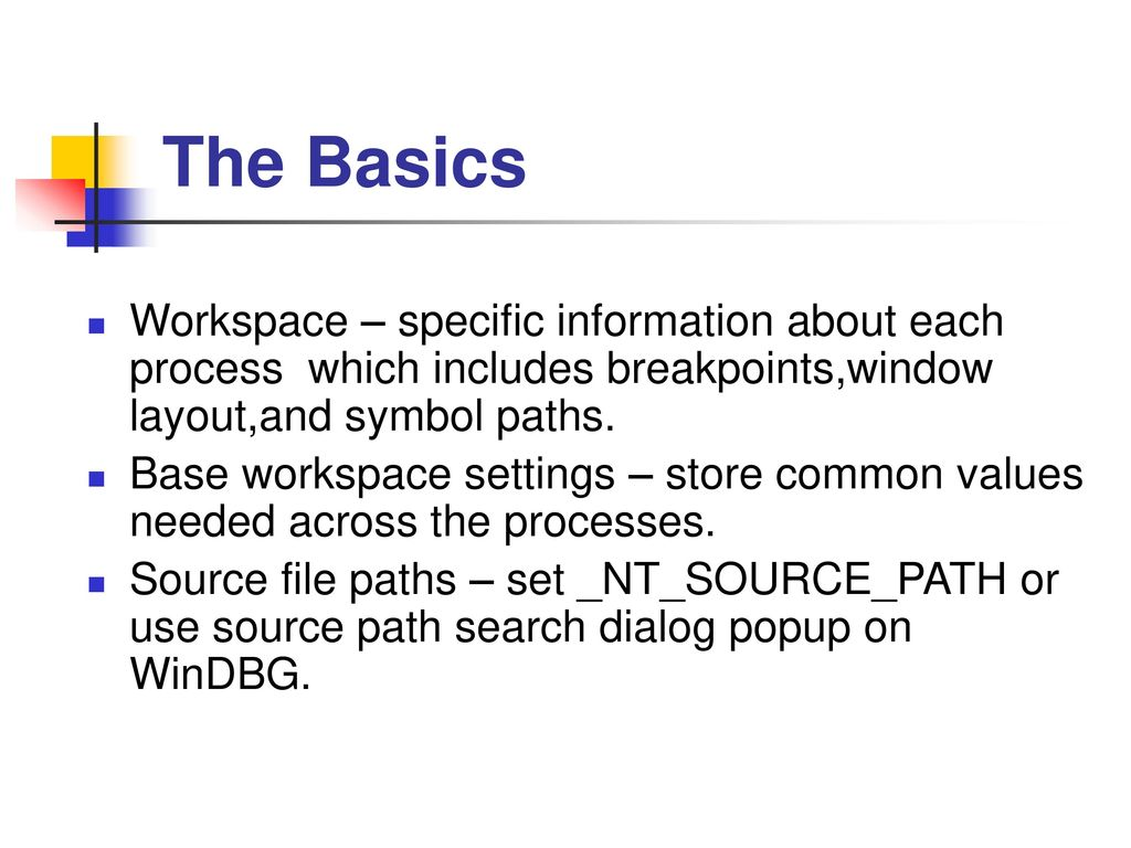 Chapter 8 advanced native code techniques with windbg ppt download 8 the buycottarizona Images