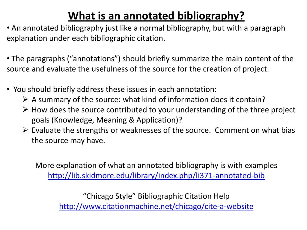 annoted bibliography 1 Annotated bibliographies- purdue owl the memorial university of newfoundland presents these examples of both descriptive and critical annotations  cornell university library offers these examples of both apa and mla format descriptive bibliographies.