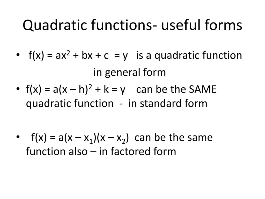 College algebra acostakarwowski ppt download 22 quadratic falaconquin