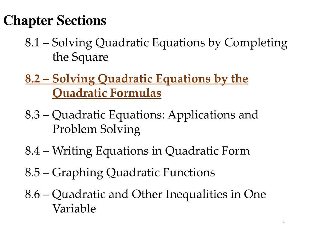 solving quadratic equations graphically pdf