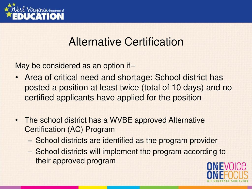 Wv association of school human resource officials 2016 annual fall alternative certification 1betcityfo Choice Image