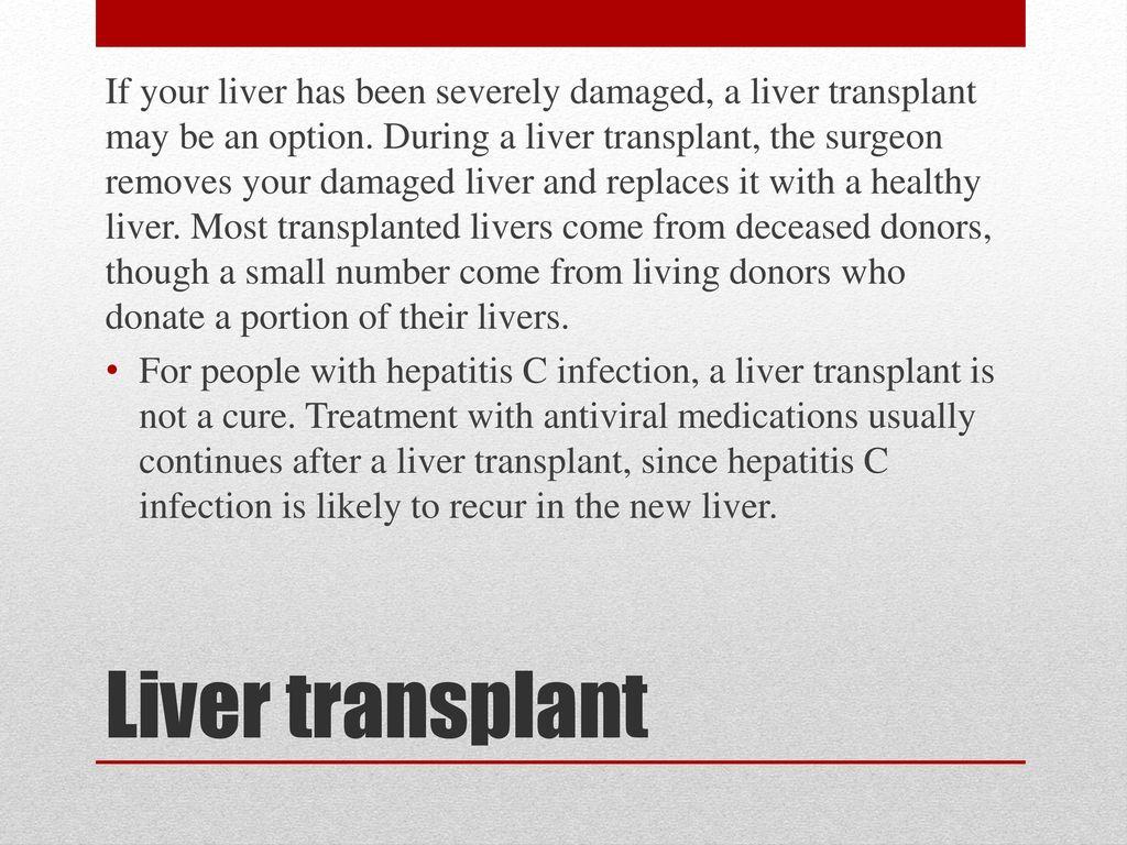 Organ Transplants Ppt Download