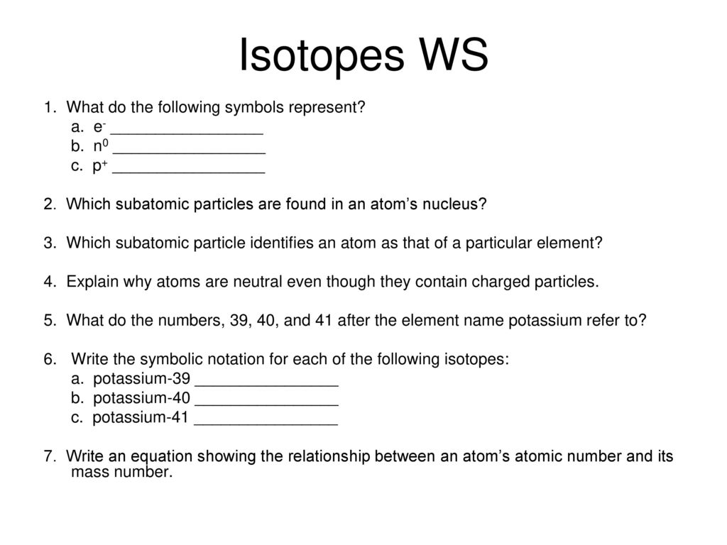 Atomic theory ppt download what do the following symbols represent biocorpaavc