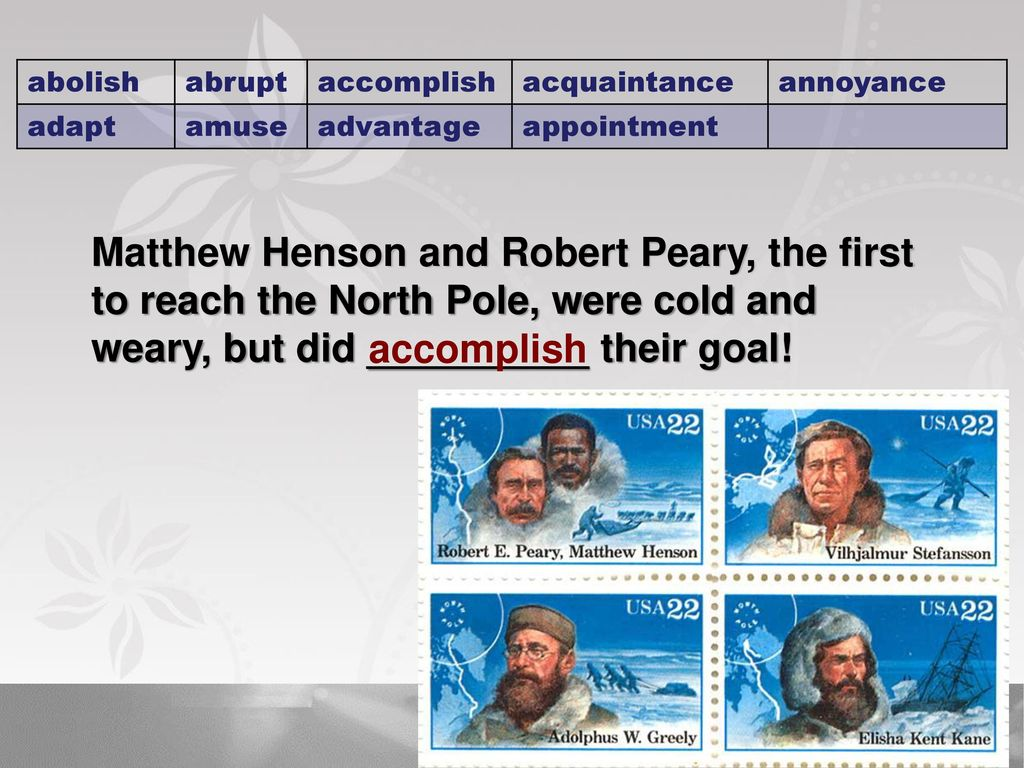how did matthew henson meet robert peary