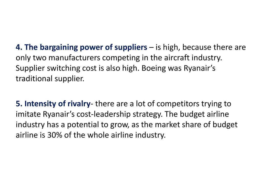 Ryanair Business Strategy - Fly for Free!