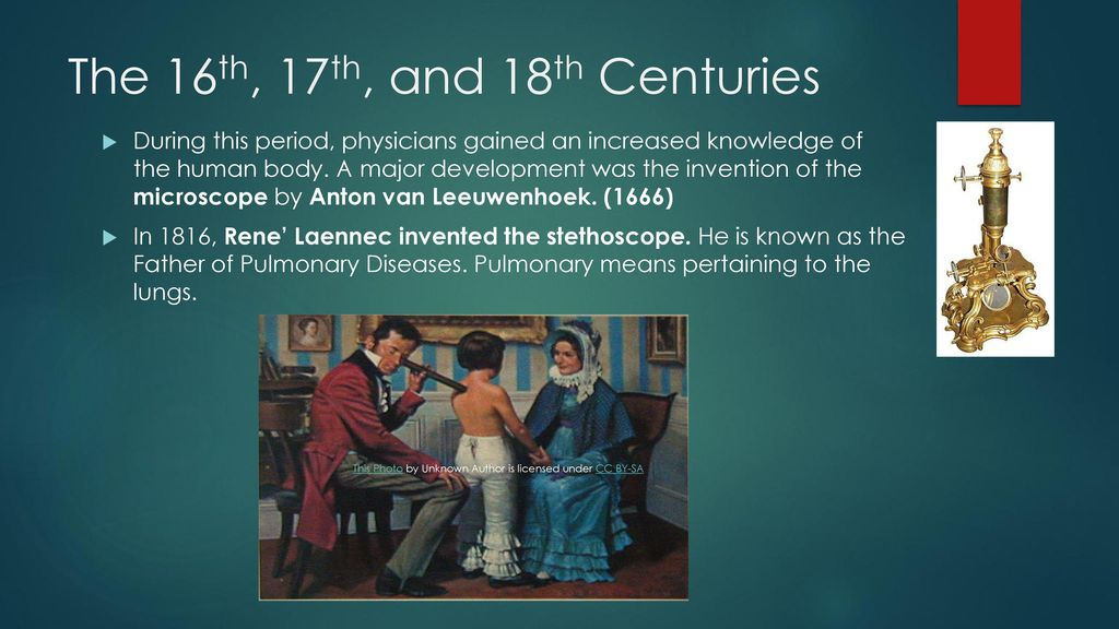 a history of the breakthroughs in medicine in the 16th and 17th centuries Breakthroughs in astronomy and medicine in the 16th and 17th centuries it was during the 16th and 17th centuries when man's view of the unvierse and himself.
