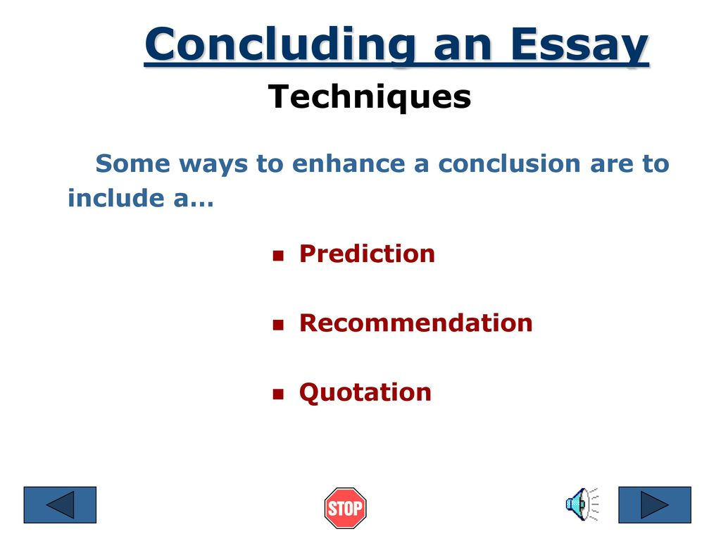 introductory techniques for an essay How to write persuasively and how to write a persuasive essay - learn what to include and how to convince your audience to agree with your point of view.