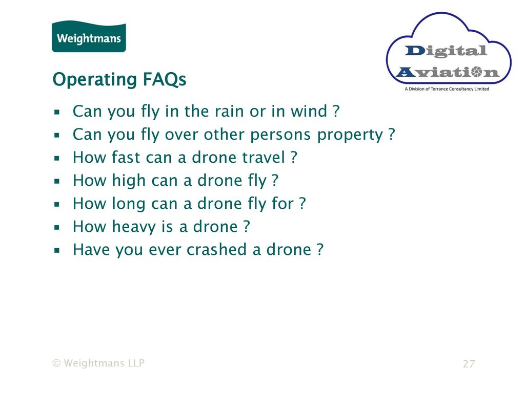 Can Drones Be Flown Over Private Property