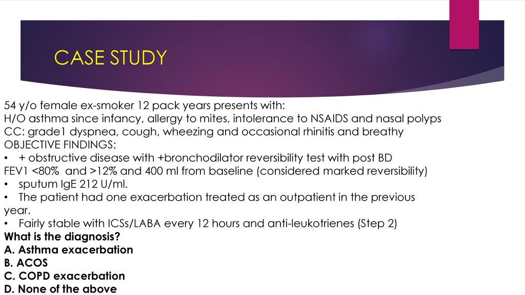 Case Study On Bronchial Asthma In Acute Exacerbation  College  Angela Case Study On Bronchial Asthma In Acute Exacerbation Marie Ferrer  Bsn B July   Definition A Condition Of Business Analyst Case Study