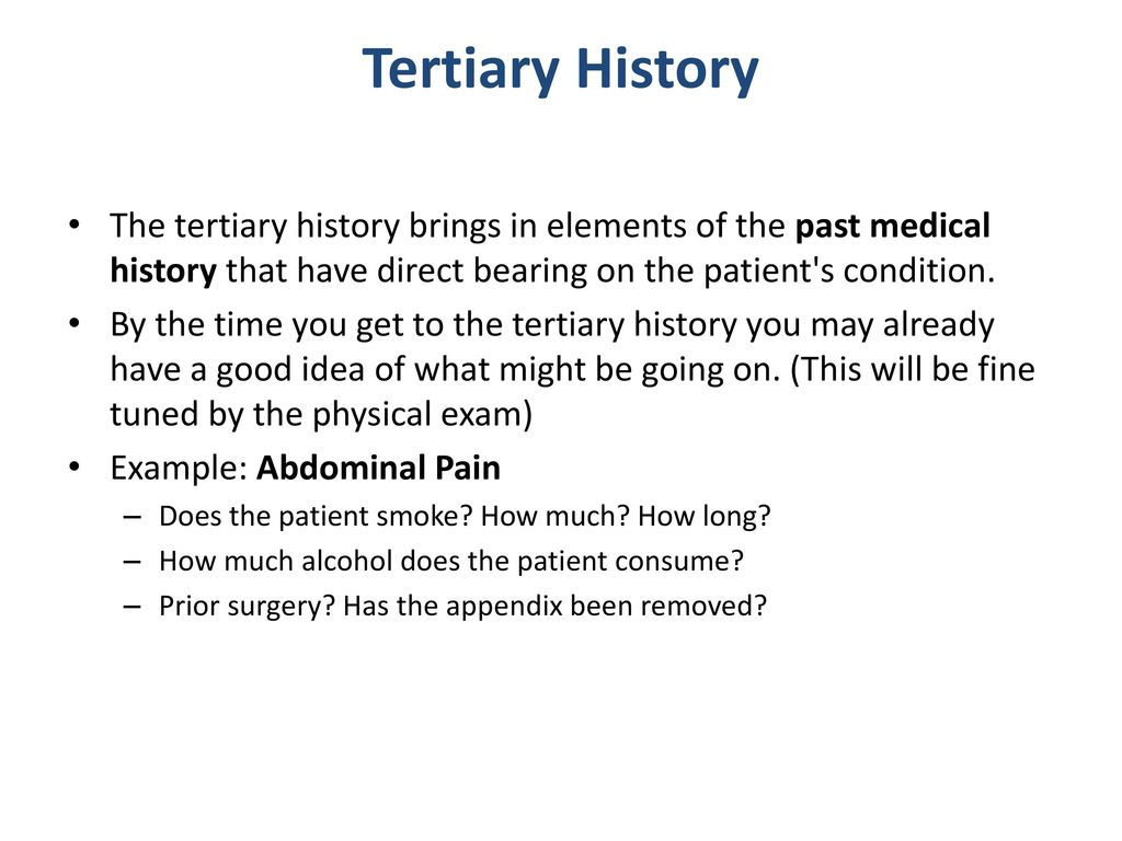 Gastrointestinal System History Taking Skills Ppt Video Online