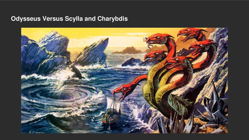 Story of scylla and odysseus