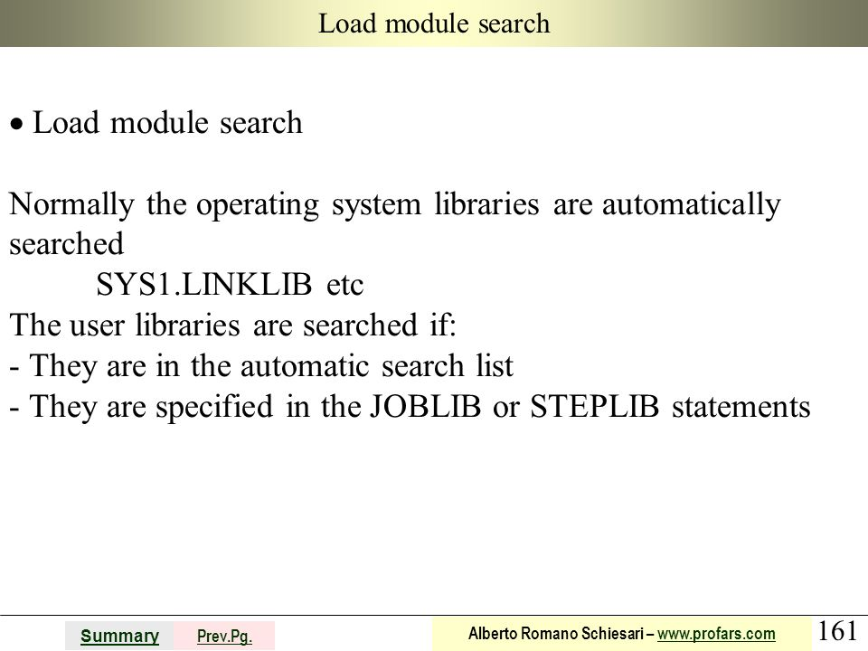 Normally the operating system libraries are automatically searched