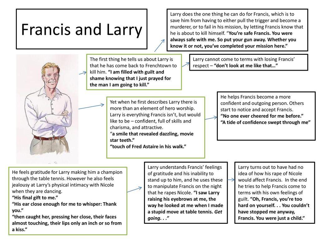 Francis cassavant heroes essay