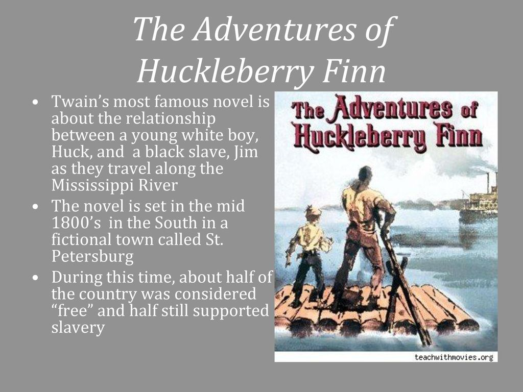 imagery in adventures of huckleberry finn The grammardog guide to the adventures of huckleberry finn by mark twain all quizzes use sentences from the novel includes over 250 multiple choice questions.