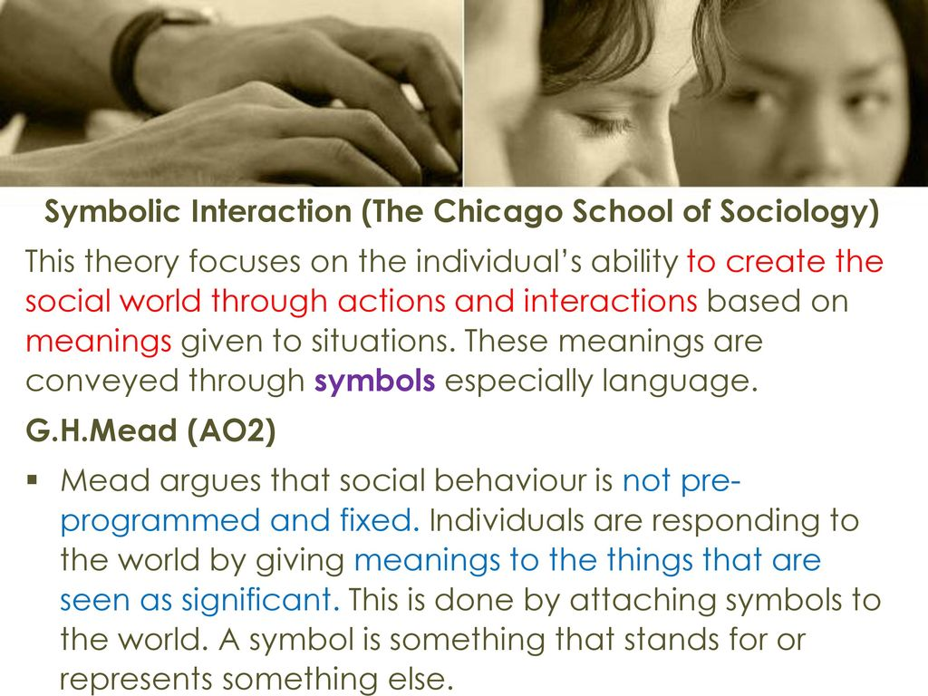 Social action theories ppt download 10 symbolic interaction biocorpaavc