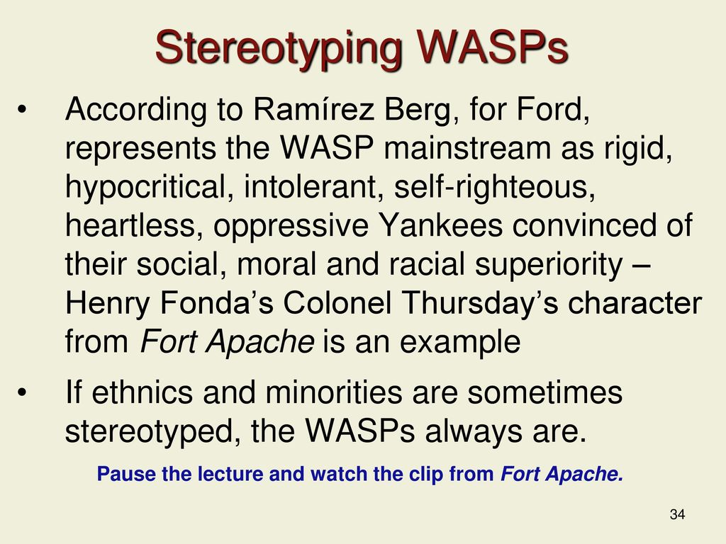 stereotypes in todays society essay