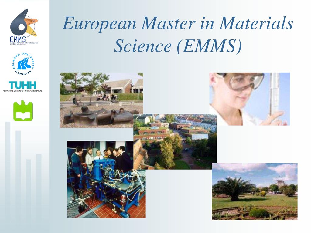 European Master in Materials Science (EMMS)