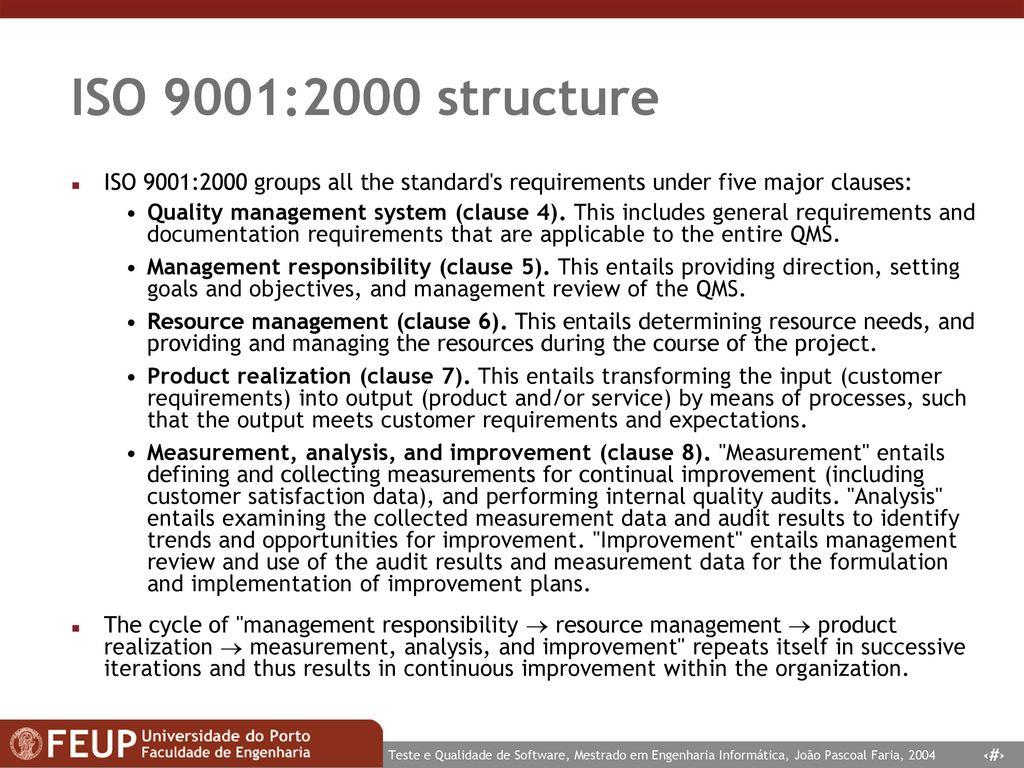 TQS - Teste e Qualidade de Software (Software Testing and Quality ...