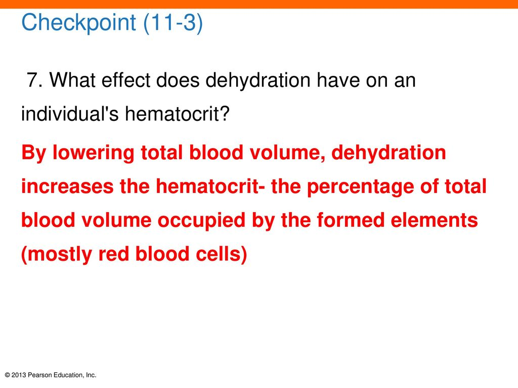 hematocrit measurement cause and effects of Even though this decrease has multiple causes, the severity of the acute illness   less than 3 days, or with less than 2 [hb] or hematocrit (hct) measurements.