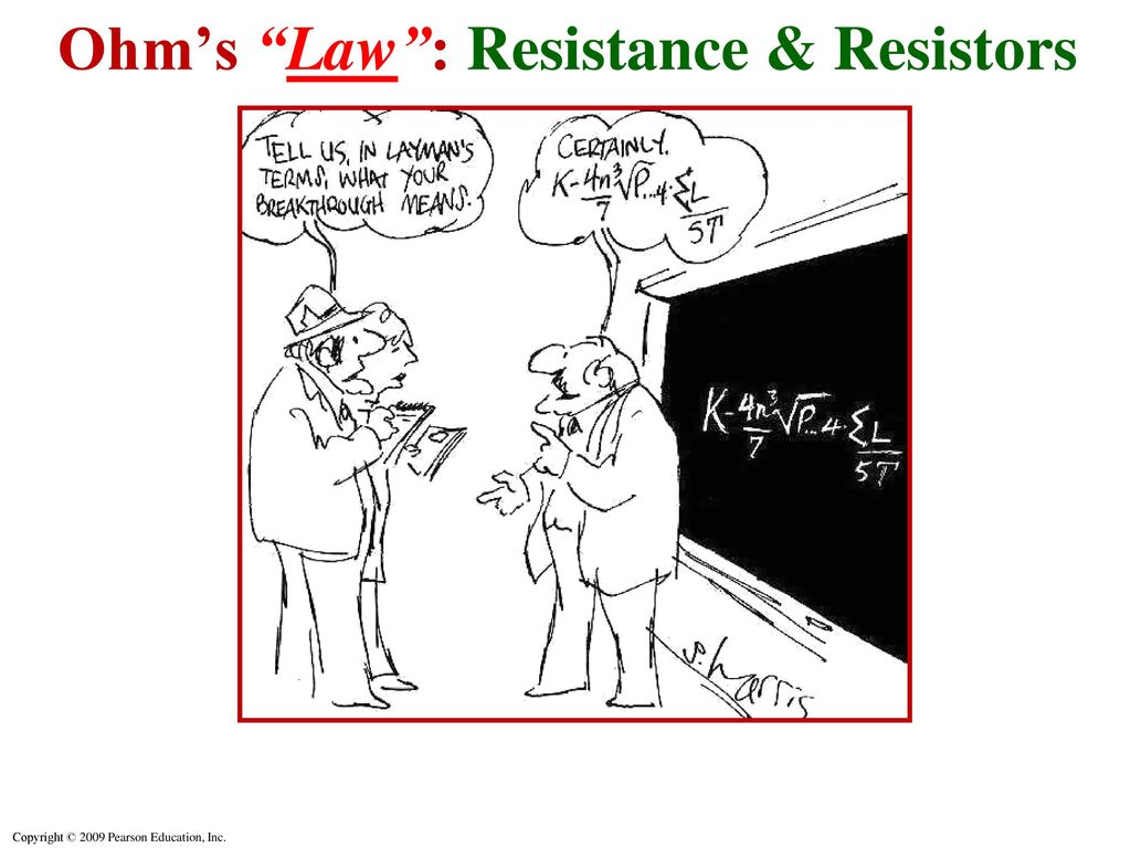 Ohms Law Resistance Resistors Ppt Video Online Download The Can Be Used To Work Out Voltages And Currents 1 2 Ratio Of Voltage Current