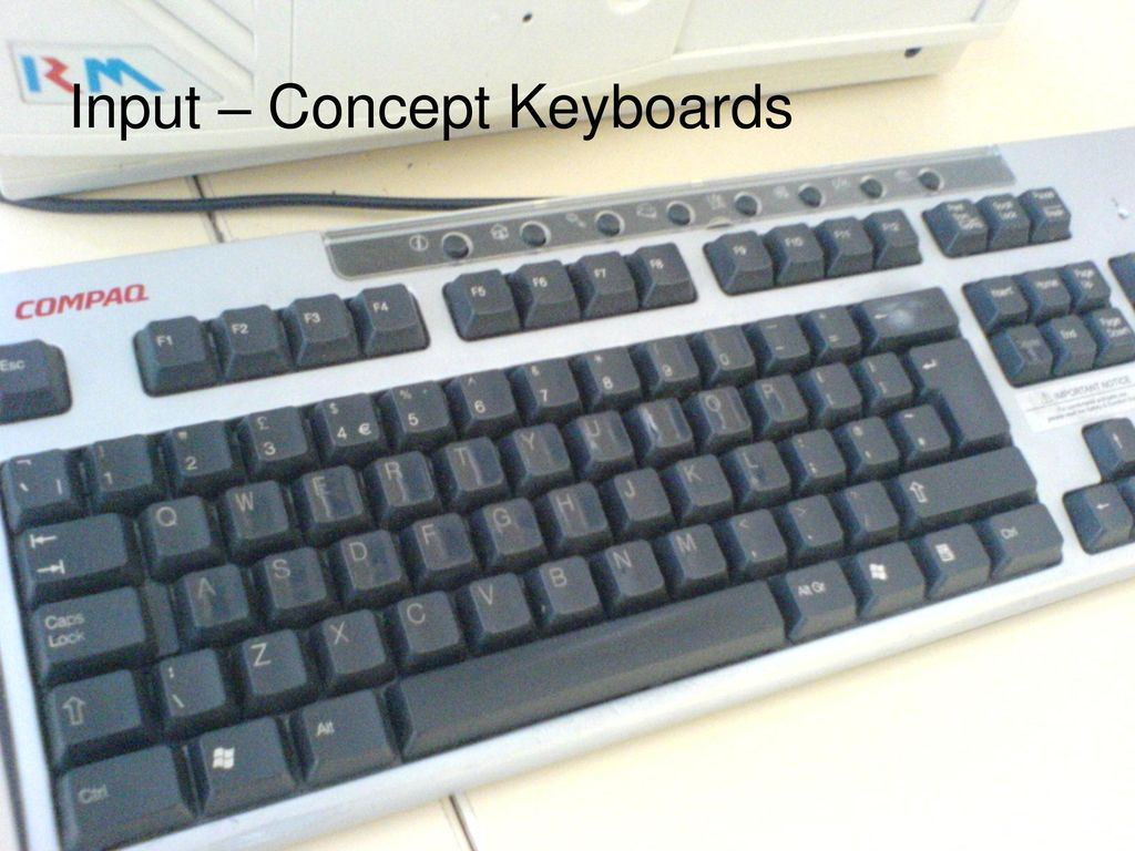 Getting a computer to communicate ppt download 3 input concept keyboards biocorpaavc Choice Image
