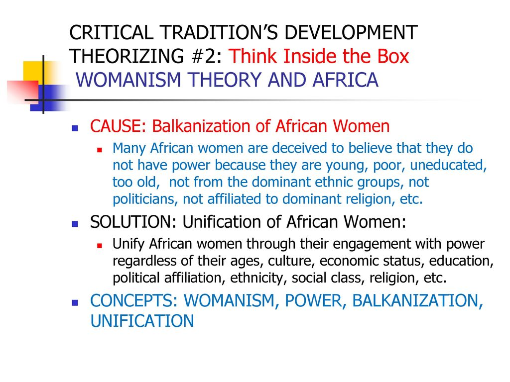 theoretical traditions and community development The major point of this article is that the multidisciplinary field of community development needs some common theoretical concepts for community development practice the authors examine three major limitations of theory for community development and discuss why theoretical frameworks are important for the field.