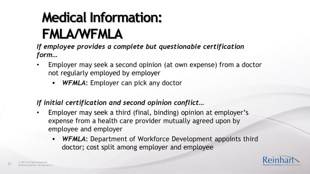 Untangling Ada Fmla Workers Compensation Issues Ppt Download