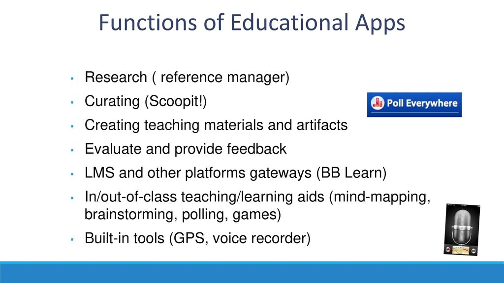 teaching learning app