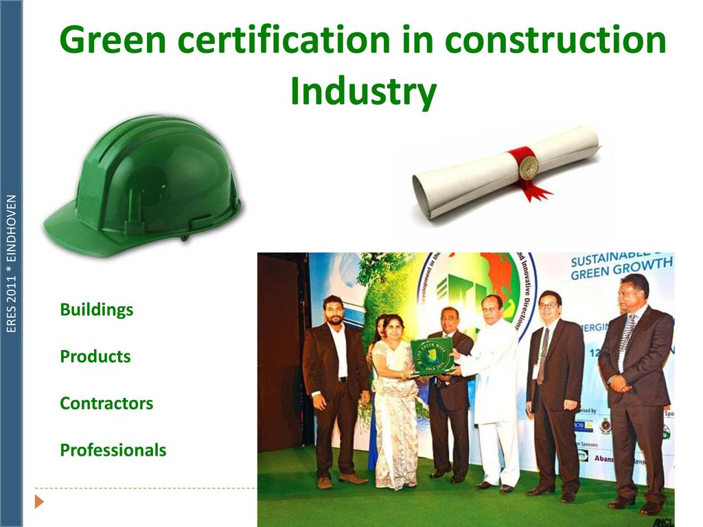 Dr ravihansa chandratilake ppt download green certification in construction industry 1betcityfo Choice Image