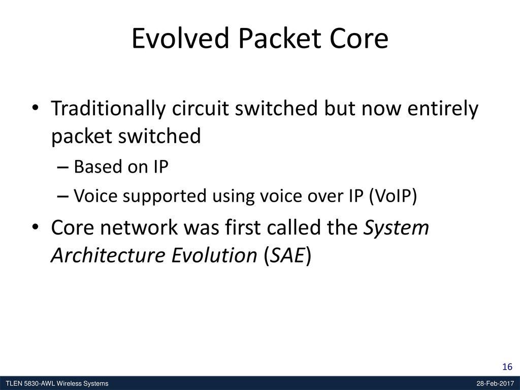 Tlen 5830 awl advanced wireless lab ppt download 16 evolved baditri Gallery