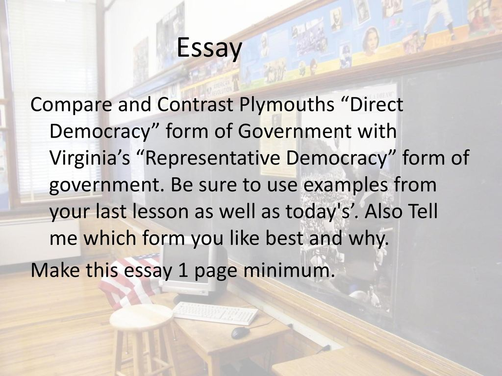 short essay on democracy is the best form of government Best form of government to produce public goods one of the most common criticisms of liberal democracy is their short is liberal democracy the best form.
