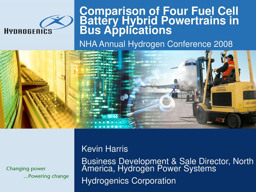 NHA Annual Hydrogen Conference 2008 Kevin Harris