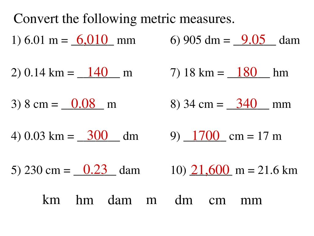 Customary units distance volume weight mass 1 foot for 1700 feet to meters
