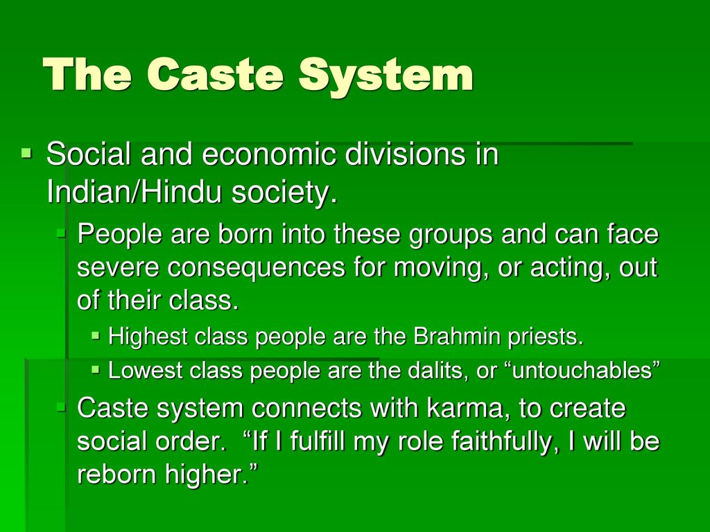role of women in caste system Possibly the centralfactorfor the subordination of the upper caste woman: the  need for effective sexual con-  nections neither scholars of the caste system.