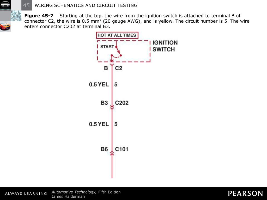 Wiring schematics and circuit testing ppt download 10 figure greentooth Gallery