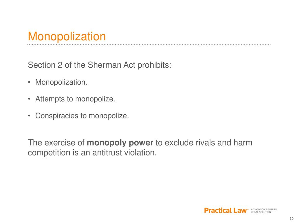 competition law notes