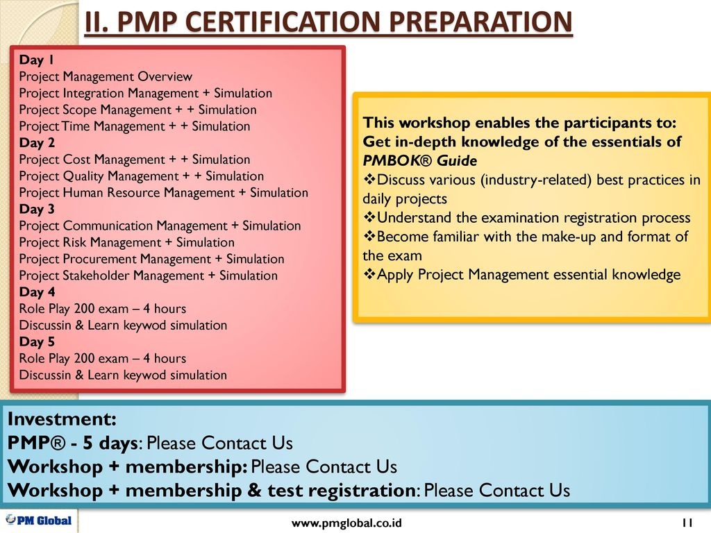 Syllabus training project management softskill pm global ppt pmp certification preparation 1betcityfo Image collections