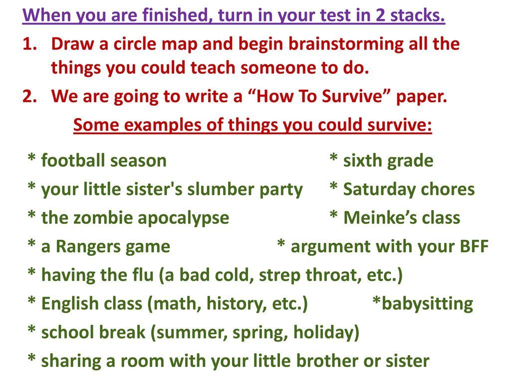 Amazing Zombie Apocalypse Math Worksheet Answers Image Collection ...