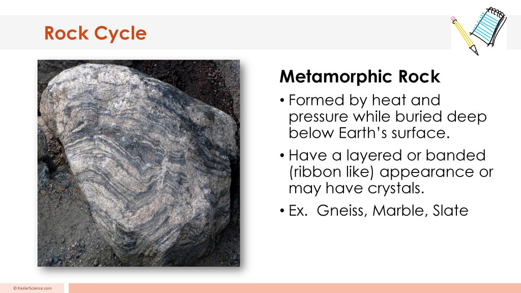 Physical Properties Of Gneiss