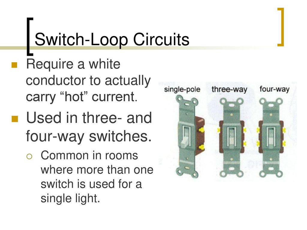 Exelent What Is A Three Way Switch Used For Embellishment ...