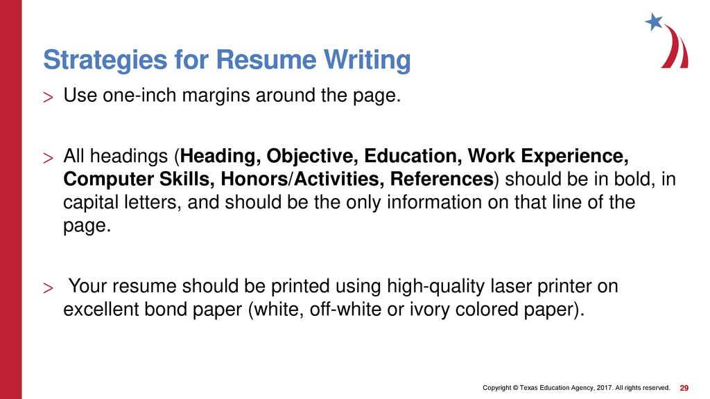 High Quality Resume Bond Paper 28 Images Resume Tips Presented