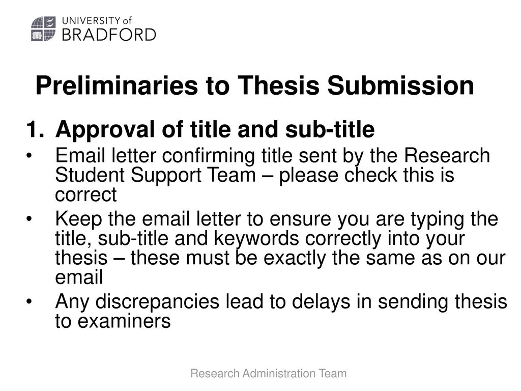 thesis submission confidentiality A thesis submitted to a confidentiality clause will not be distributed, reproduced, or communicated during the defined period of confidentiality the doctor himself is deprived of the right of disseminating his thesis or disclose its contents to anyone.
